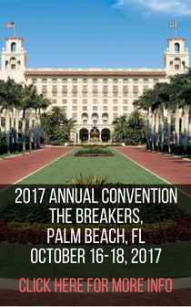 2017 WILG Convention. The Breakers, Palm Beach, FL. October 16-18, 2017